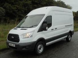 FORD TRANSIT L3 H3 LWB HIGH ROOF 350 125 2014 (64), LOW RATE FINANCE???