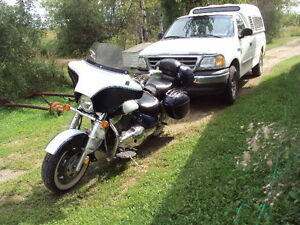 92 cu in Cruiser/ touring bike