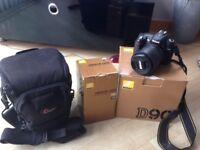 Nikon D90 Camera Outfit