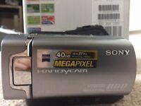 Sony - Handy cam DCR-SR65E