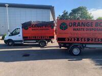 Rubbish removal, skip 12 yards from £100 waste disposal ,skip hire ,yank , garden waste