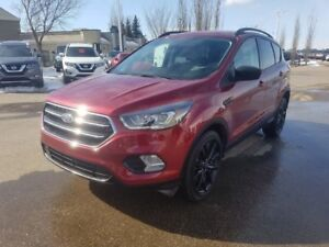2017 Ford Escape AWD SE $24888 Accident Free,  Navigation (GPS),