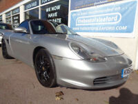 Porsche Boxster 2.7 convertible Full S/H P/X Available