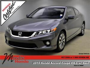 2013 Honda Accord EX-L-NAVI