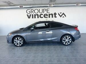 2012 Honda Civic Si **NAVIGATION**