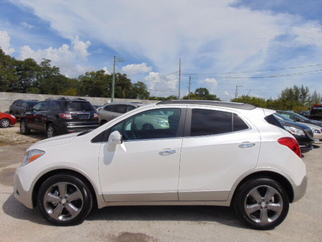 Buick : Other $9,000 OFF $9,000 OFF MSRP *BRAND NEW 2014 BUICK ENCORE* TURBOCHARGED - PEARLWHITE / EBONY