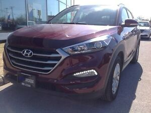 2017 Hyundai Tucson AWD 2.0L SE Leather Sunroof Backup camera