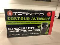 TORNADO CONTOUR AVENGER WORK GLOVES SIZE 9 L. NEW! (10 pairs)