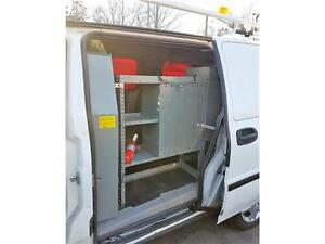 2009 Chevrolet Uplander  VAN WORK READY SHELVES | ROOF RACK Oakville / Halton Region Toronto (GTA) image 7