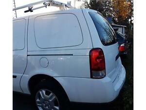 2009 Chevrolet Uplander  VAN WORK READY SHELVES | ROOF RACK Oakville / Halton Region Toronto (GTA) image 16