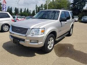 2008 Ford Explorer XLT 4x4, No Accidents, Excellent Condition
