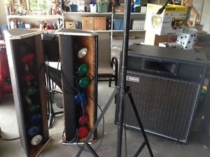 band/stage equipment