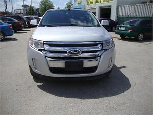 2011 Ford Edge SEL with Navigation, and Panoramic Roof