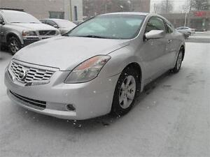 2008 Nissan Altima Coupe 2.5S/134km/MINT/1 Year Warranty Incl.