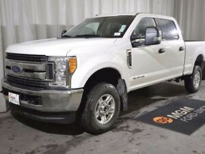 2017 Ford F-250 XLT 4x4 SD Crew Cab 6.75 ft. box 160 in. WB
