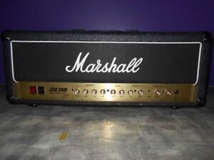 MARSHALL JCM 2000 DSL ( FOOTSWITCH INCLUDED )