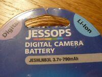 a Jessops Digital Camera Battery