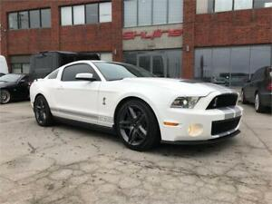 2011 FORD MUSTANG SHELBY GT 500!! FINANCING AVAILABLE OAC!!
