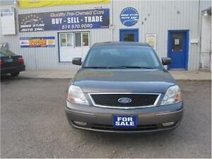 2005 Ford Five Hundred SEL|NO ACCIDENTS|SUNROOF|MUST SEE Kitchener / Waterloo Kitchener Area image 2