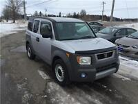 2003 Honda Element 4dr 2WD Manual