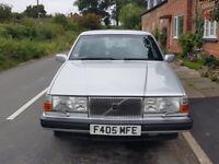 Classic Volvo 7-seater estate £750.00