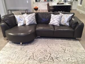 Urban Barn Sofa Couch Sectional - excellent condition! - $1000