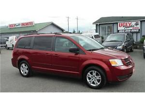 2010 Dodge Grand Caravan SE Full Stow-&-Go