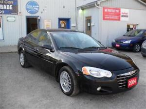 2004 Chrysler Sebring LXi 1 OWNER NO ACCIDENTS CLEAN UNIT