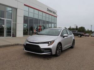 2020 Toyota Corolla SE Upgrade, backup cam, moonroof