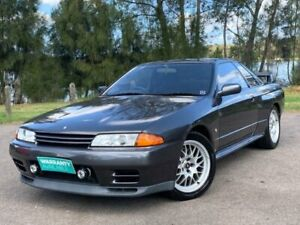 1994 Nissan Skyline HR33 GTR V-SPEC II Grey Manual Coupe Lansvale Liverpool Area Preview