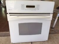 """GE Convection Built-In Oven 30"""""""