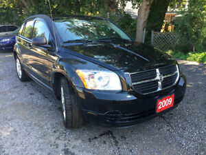 2009 Dodge Caliber SXT Hatchback Kitchener / Waterloo Kitchener Area image 3