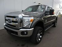 2015 FORD F350 LIFTED DIESEL Loaded! Practically New! Call Ryan!