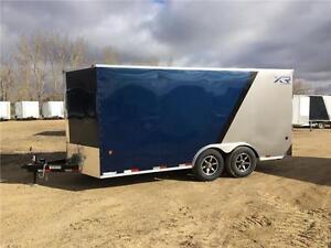 2017 Southland/Royal XR 8x18 Enclosed Car Hauler