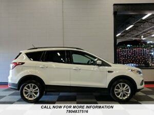 2018 Ford Escape 4WD, SEL, Leather, Sunroof, Back Up Camera, Rem