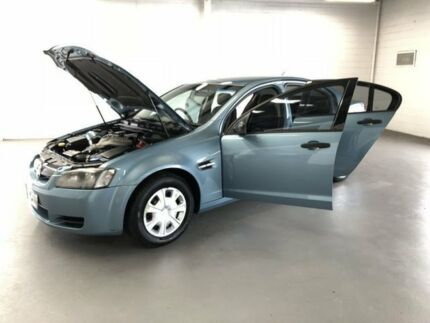 2008 Holden Commodore VE Omega Blue 4 Speed Automatic Sedan Frankston Frankston Area Preview