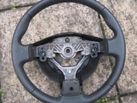 Nissan Qashqai Steering wheel taken off 2010 model