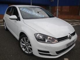 15 VOLKSWAGEN GOLF 2.0 TDI GT 150 BHP DIESEL *SATNAV*HEATED SEATS*£20 TAX*