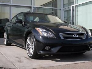 2012 Infiniti G37x Sport 2dr All-wheel Drive Coupe/HEATED FRONT