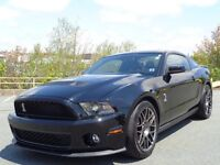 2012 FORD MUSTANG SHELBY GT 500 Supercharged