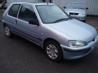 Peugeot 106 (51) 2001 1.1 Independence 3Door ONLY 45,000 Miles MOT 25/04/17 Outstanding Condition