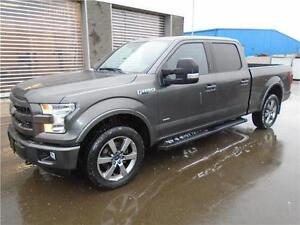 ** 2015 ** FORD ** F-150 ** LARIAT SPORT ** SUPERCREW ** 4X4 **
