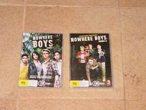Nowhere Boys Series 1 & Series 2 Wulagi Darwin City Preview