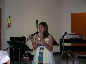 VOICE/SINGING LESSONS
