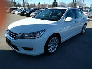 2013 Honda Accord Sedan EX-L V6 at Sunroof Bluetooth Leather