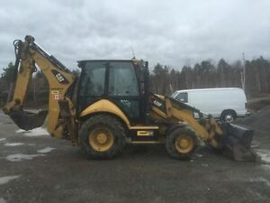 2014 CATERPILLAR 420 FIT BACKHOE / LIKE NEW / CLEAN MACHINE
