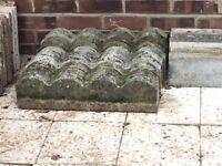 Edging stones for garden / patio / borders