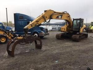 *REPO* 2005 Caterpillar 320C Logloader Excavator