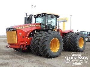 Versatile 500 Tractor - Powershift, PTO, GPS, 110gpm Hyd. Pump