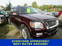 2007 Ford Explorer Sport Trac Limited Barrie Ontario Preview